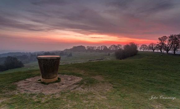 Sunrise, Dovers Hill