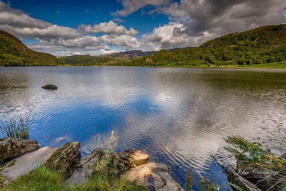 Llyn Dinas, Snowdonia