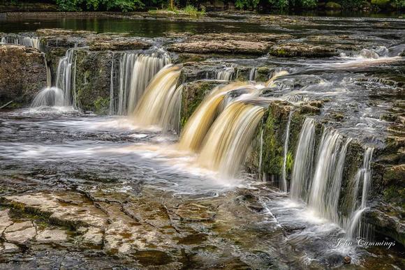 Upper Aysgarth Falls, Wensledale