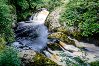 Beezley Falls, Ingleton Waterfall Trail