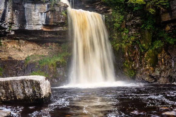Thornton Force, Ingleton Waterfall Trail