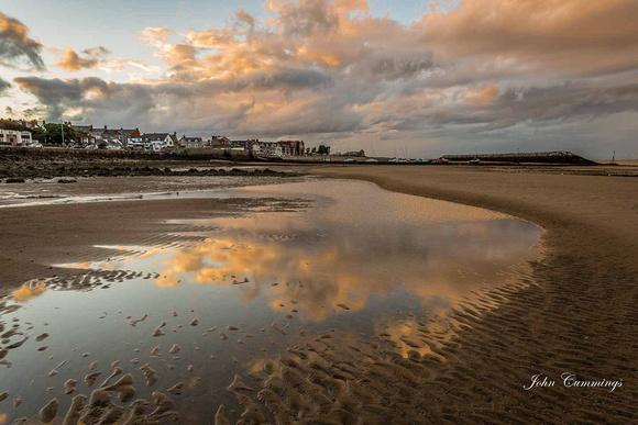Sunset, Rhos-on-Sea