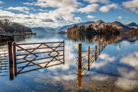 The Gate, Derwent Water