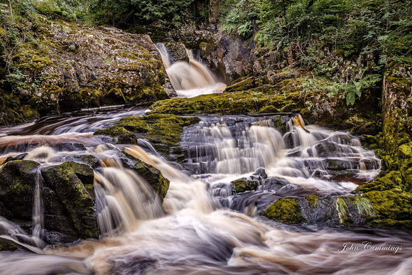Rival Falls, Ingleton Waterfall Trail