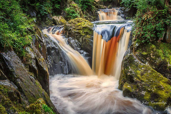 Pecca Falls, Ingleton Waterfall Trail
