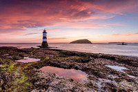 Sunrise, Penmon Point, Anglesey