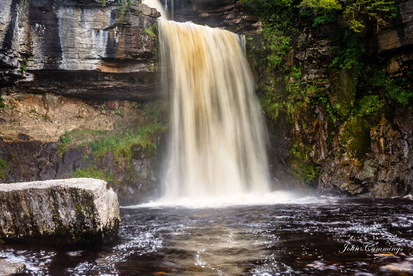 Thornton Force, Ingleton Waterfall Trail